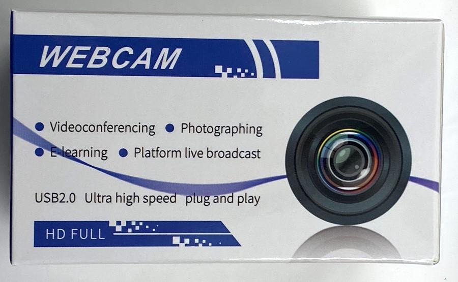 Webcam in a box